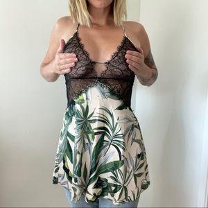 VICTORIAS SECRET Lingerie Tank Dress